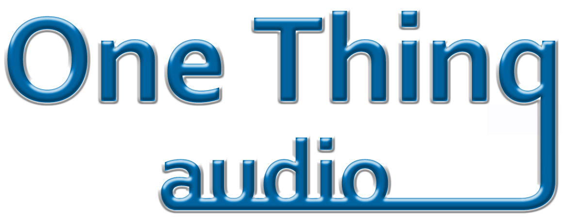 One Thing Audio Coupons